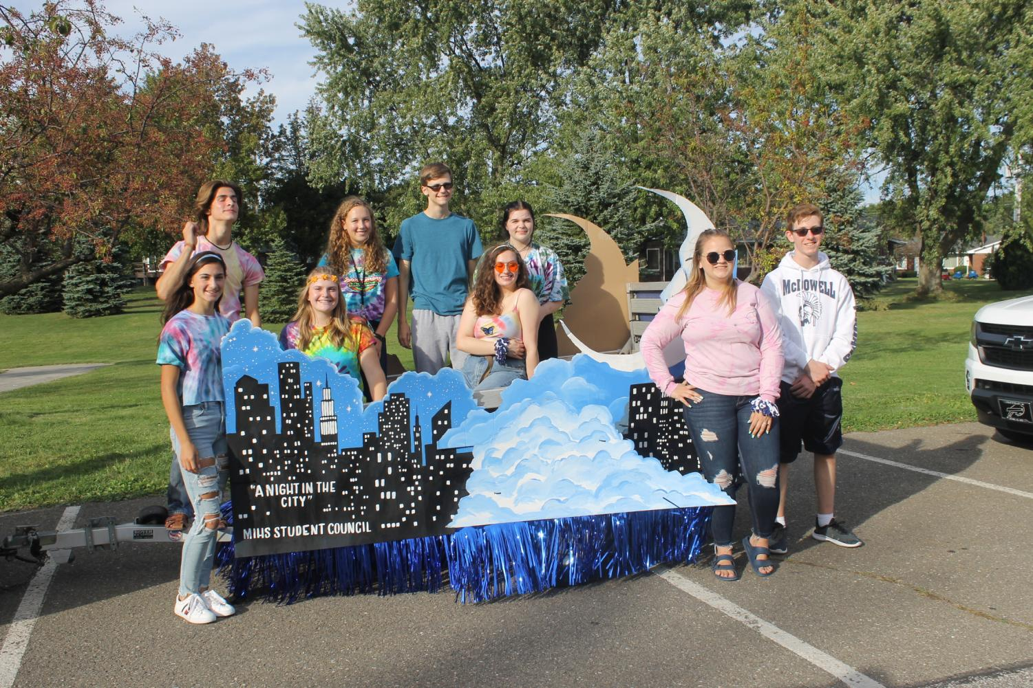 The+winner+of+the+float+contest+at+the+high+school+level%3A+MIHS+Student+Council.