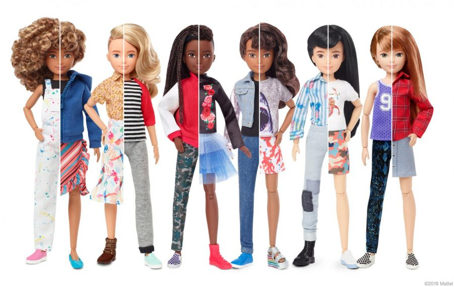Mattel Breaks the Mold with Gender Neutral Dolls