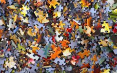 Puzzle Keeps Student from Going to Pieces