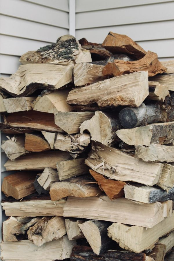 It finally is fall and the temperature is dropping by the day. Local families are preparing for the cold and stacking wood for cozy fires on cold nights.